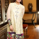 Sana Salman (Riffat & Sana) New Summer Dresses Collection 2014 5