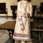 Sana Salman (Riffat & Sana) New Summer Dresses Collection 2014 8