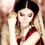 Smokey Eye Makeup For Pakistani Bridal