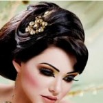 Smokey Eye Makeup For Pakistani Bridal 2