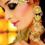 Smokey Eye Makeup For Pakistani Bridal 4