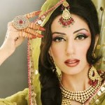 Smokey Eye Makeup For Pakistani Bridal 5
