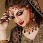 Smokey Eye Makeup For Pakistani Bridal 6