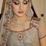 Smokey Eye Makeup For Pakistani Bridal 8