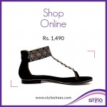 Stylo Shoes Collection 2014 1
