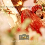 Top Celebrity Ayiza & Danish Taimoor Khan Wedding day Pic On Show (1)