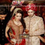 Top Celebrity Ayiza & Danish Taimoor Khan Wedding day Pic On Show (3)
