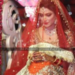 Top Celebrity Ayiza & Danish Taimoor Khan Wedding day Pic On Show (4)