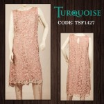 Turquoise Fantastic Summer Wear Accumulation 2014 for Ladies (2)