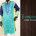 Turquoise Fantastic Summer Wear Accumulation 2014 for Ladies (3)