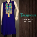 Turquoise Fantastic Summer Wear Accumulation 2014 for Ladies (4)