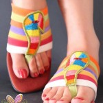 Violet Patch Summer Season Girls Footwear 2014 (2)
