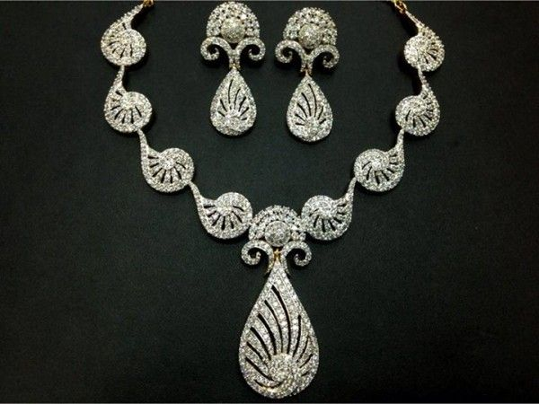 Wonderful Diamond Crystals Jewellery Trend for Females (2)