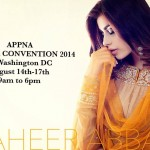 Zaheer Abbas Modern Engagement Have on Gown Way 2014 (2)