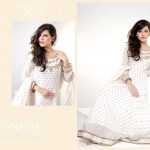 Zunaira's Lounge Party Wear Dress Collection 2014 4