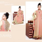 Zunaira's Lounge Party Wear Dress Collection 2014 9
