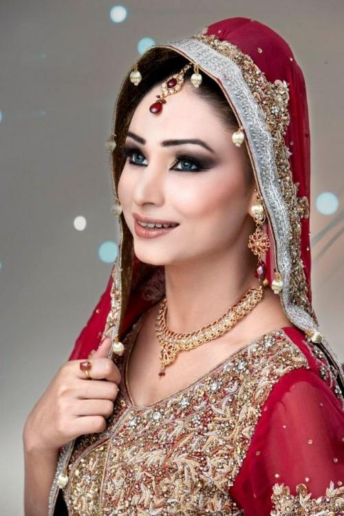 bridal smokey eyes makeup collection 2014