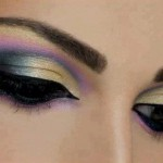 pakistani eyes makeup 2014 4