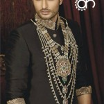 Ahsan Hussain Wedding & Bridegroom Garments Fashions (3)