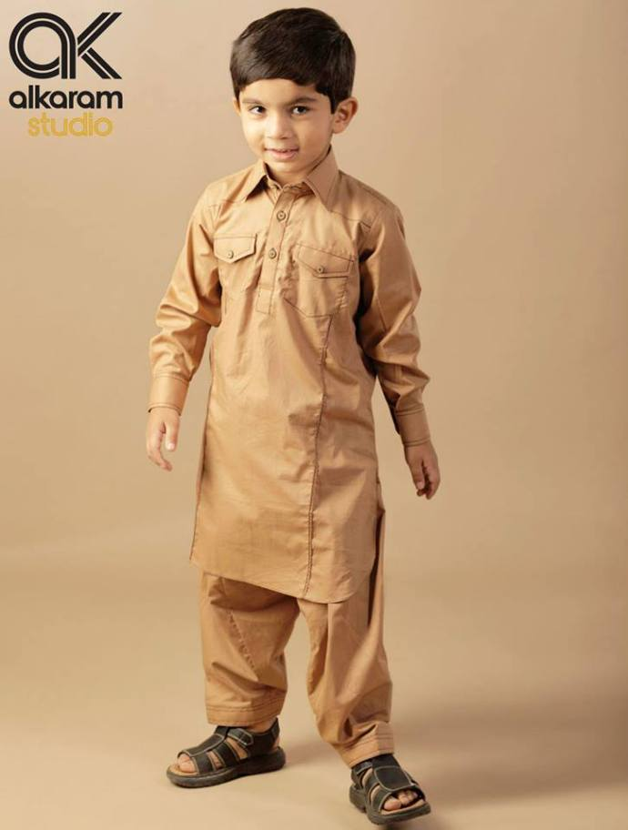 Alkaram Studio Kids Eid ul Azha Cool Dresses Gallery (1)
