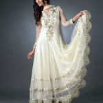 Attractive Churidar Anarkali Frock Compilation 2014 For Women (2)