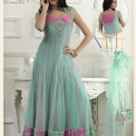Attractive Churidar Anarkali Frock Compilation 2014 For Women (4)