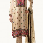 Bareeze Modern Excellent Winter Suits 2014-15 Collection (1)