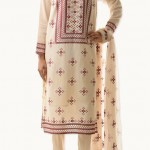 Bareeze Modern Excellent Winter Suits 2014-15 Collection (3)