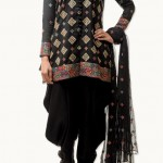 Bareeze Modern Excellent Winter Suits 2014-15 Collection (6)
