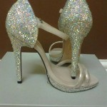 Beautiful Crystal High Heels Collection 2014 3