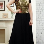 Bollywood's Actresses Georgette Dresses Collection 2014-15