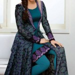 Bollywood's Actresses Georgette Dresses Collection 2014-15 3