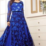 Bollywood's Actresses Georgette Dresses Collection 2014-15 4
