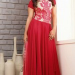 Bollywood's Actresses Georgette Dresses Collection 2014-15 5