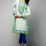 Bonanza & Satrangi Dresses Collection 2014 3