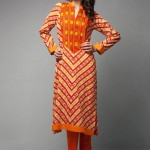 Bonanza & Satrangi Dresses Collection 2014 4