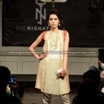Bridal Fashion Attended Nishat Hotel Collaborated with Nishat Linen 2014 10