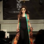 Bridal Fashion Attended Nishat Hotel Collaborated with Nishat Linen 2014 2