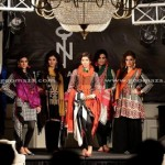 Bridal Fashion Attended Nishat Hotel Collaborated with Nishat Linen 2014 3
