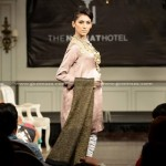 Bridal Fashion Attended Nishat Hotel Collaborated with Nishat Linen 2014 8