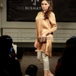 Bridal Fashion Attended Nishat Hotel Collaborated with Nishat Linen 2014 9
