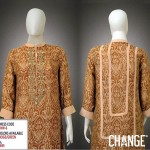 Change Comfortable Assortment Eid Fall Suits for Females (3)