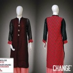 Change Comfortable Assortment Eid Fall Suits for Females (4)