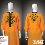 Change Comfortable Assortment Eid Fall Suits for Females (5)