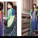 Charizma Eid Beautiful Clothes Collection 2014-15 for Ladies (2)