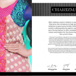 Charizma Eid Chiffon Collection 2014 1