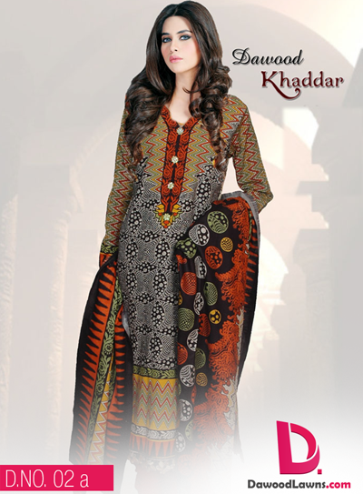 DAWOOD KHADDAR Collection 2014 2