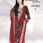 Dawood Cotton Dress Collection 2014 11