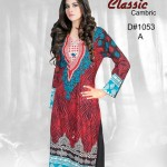 Dawood Cotton Dress Collection 2014 9