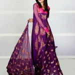 Eid Function Women Beautiful Styles Series 2014 Phulkari By Taana Baana (6)